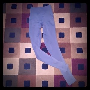Lululemon gray leggings LIKE NEW